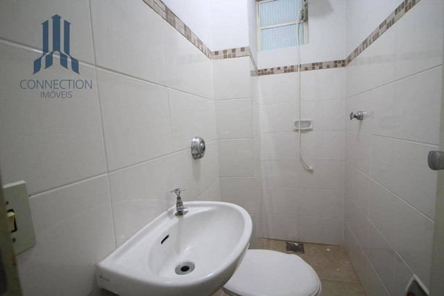 Apartamento com 3 dormitórios para alugar, 120 m² por R$ 2.000,00/mês - Centro Cívico - Cu - Foto 16