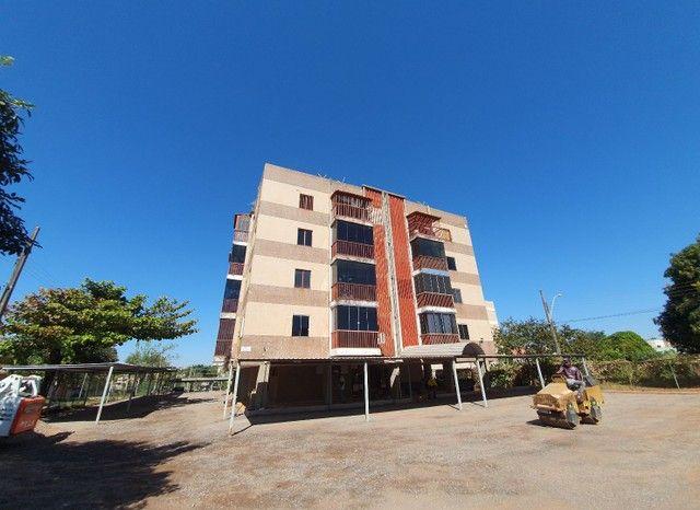 Apartamento 2 Quartos Com Sacada à Venda Quadra 5 Vila Buritis