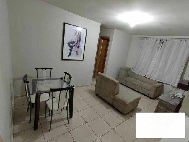 Apartamento de 2 quartos no condomínio gran castell, jardim da luz - Foto 11