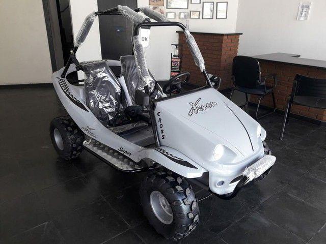Mini Buggy 2021 Zero Km Swell melhor capacidade de carga da categoria  - Foto 3