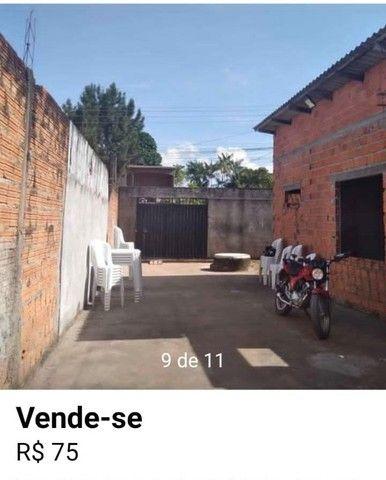 Casa no bairro brasil novo