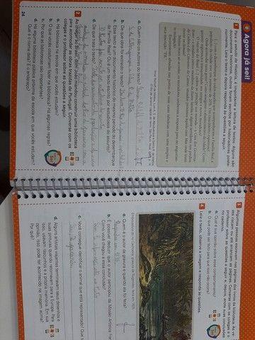 Vendo livros didáticos seminovos 5° e 6° ano  - Foto 4