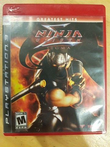 Ninja Gaiden Sigma play 3