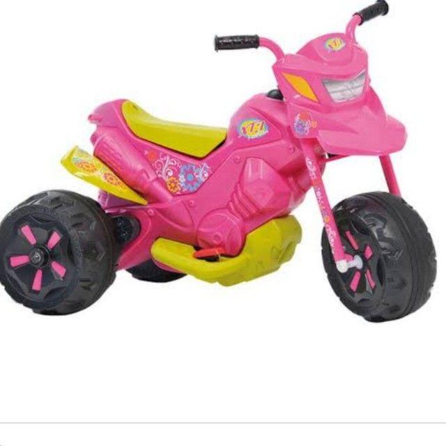 Vendo moto eletrica infantil - Foto 2