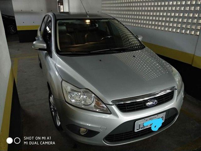 Focus Sedan 2012 Automático