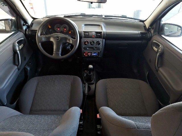 Gm Corsa Classic Sedan Spirit 1.0 4p Completo - Foto 7