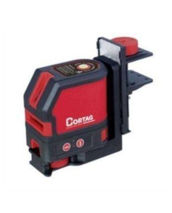 Nível à laser  Cortag 2linhas vermelho $530