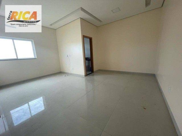 Vende-se uma excelente casa, apta a financiamento, no condomínio Alphaville Porto Velho-RO - Foto 6