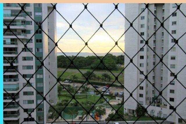 Condomínio weekend Club Ponta Negra Apartamento 3 Quartos - Foto 9