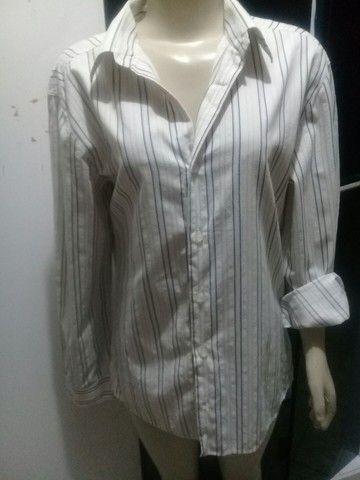 Camisas M.Officer homem - Foto 5