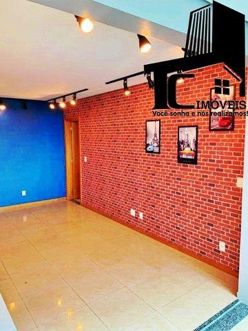Vendo Apartamento The Sun/8 Andar/110m²/3 suítes Modulados Cortina de vidro na varanda - Foto 10