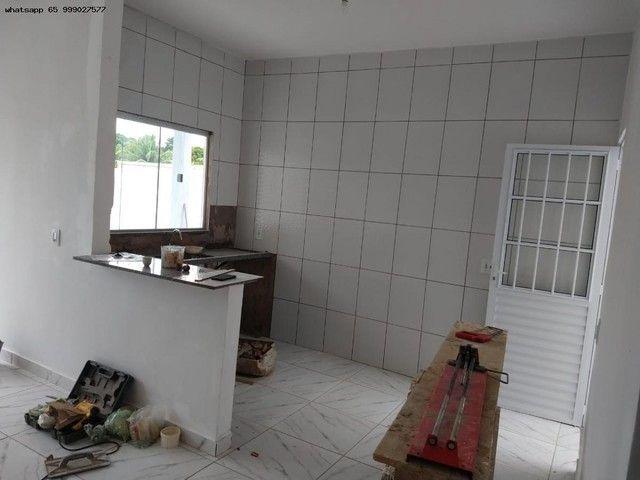 Casa para Venda em Várzea Grande, Cristo Rei, 2 dormitórios, 2 banheiros, 2 vagas - Foto 6