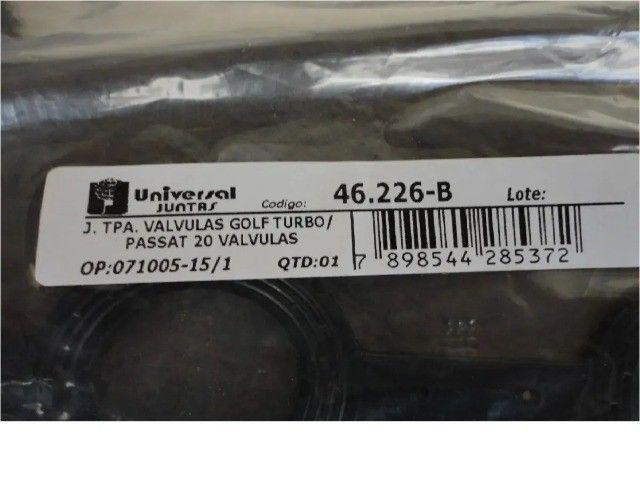Junta Tampa Valvula Golf/turbo - Foto 2