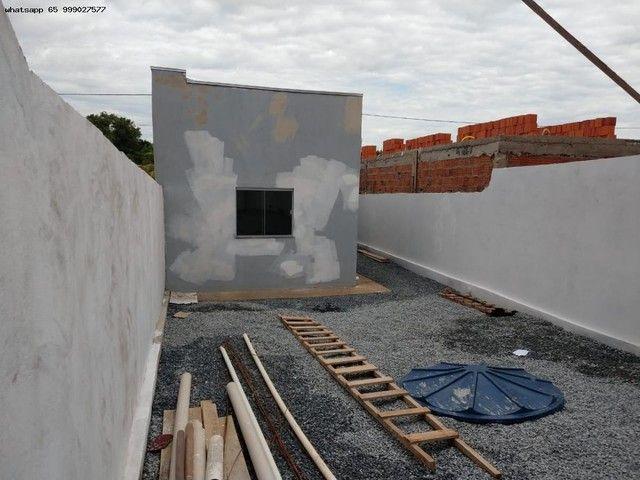 Casa para Venda em Várzea Grande, Cristo Rei, 2 dormitórios, 2 banheiros, 2 vagas - Foto 20