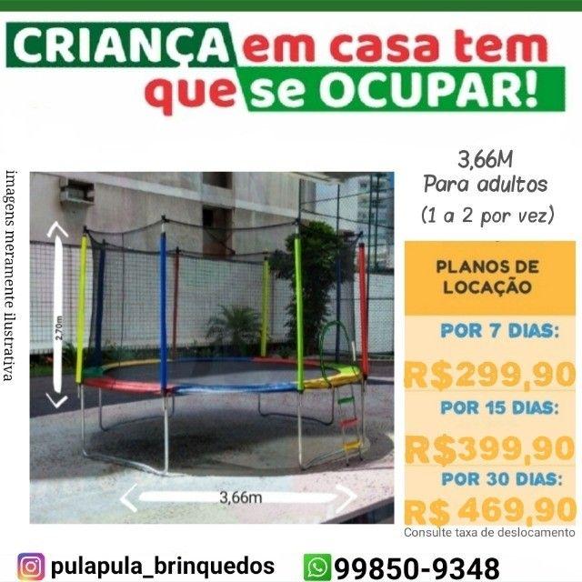 Promoção Aluguel de Pula Pula por 7, 15 ou 30 dias em sua casa, quintal ou apartamento  - Foto 6