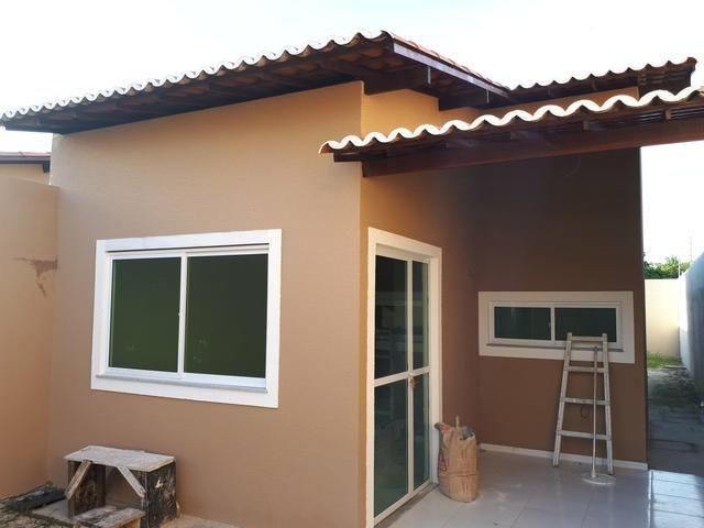 Casa Nova em Aquiraz com toda documentação inclusa!!#Promoção