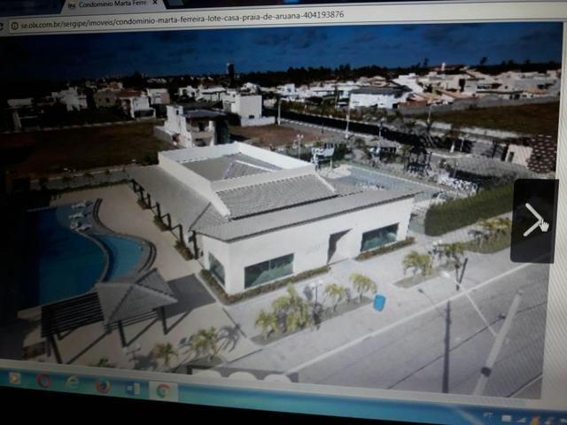 Terreno med. 476,53 m 2 no Condominio Marta Ferreira -