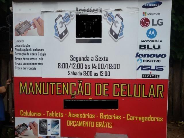 Trailer assistência técnica celular