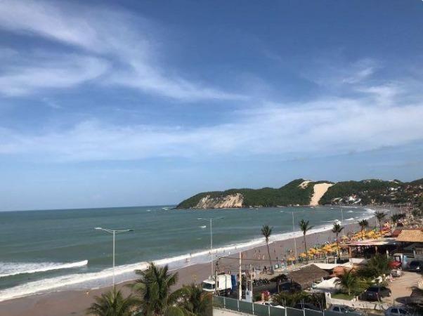 Flat a beira mar em Ponta Negra / Excelente para investimento