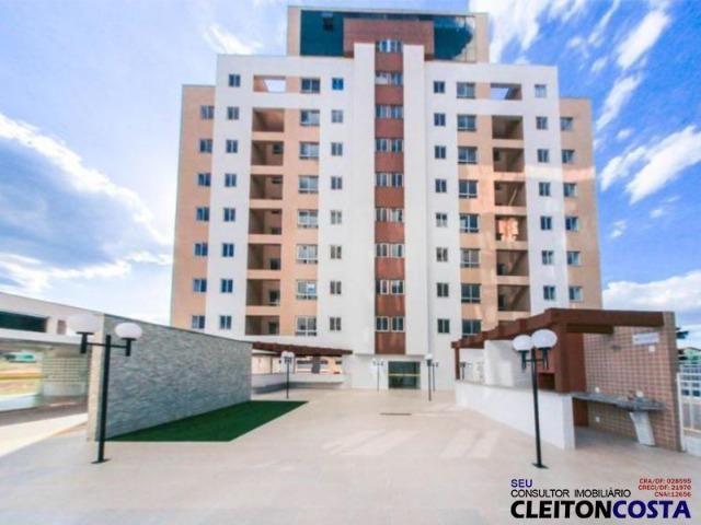 Apartamento 2 quartos excelente localização em Samambaia