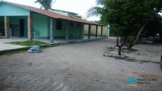 Casa residencial à venda, Jacundá, Aquiraz.