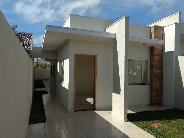 Casa com ótimo padrão bairro com muitas casas