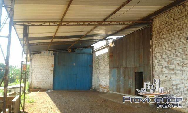 Barracão comercial com 2.500m² de terreno, à venda. cascavel velho, cascavel. - Foto 14