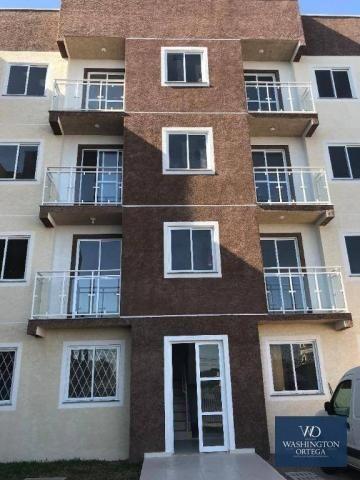 Apartamento à venda, 48 m² por r$ 165.000,00 - afonso pena - são josé dos pinhais/pr - Foto 2