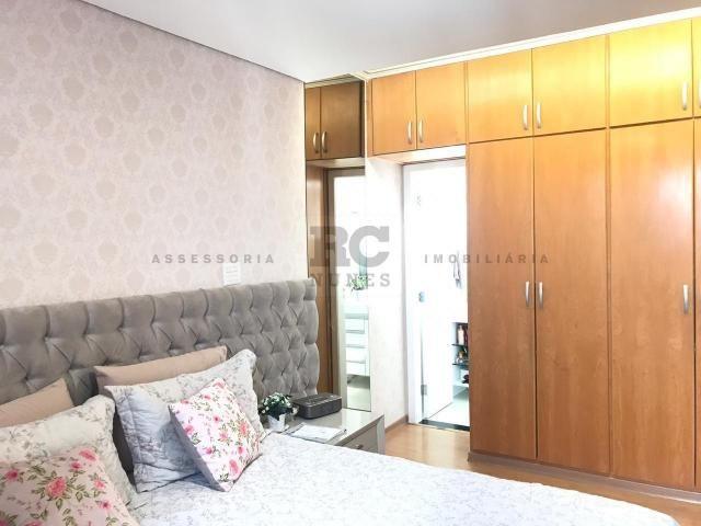 Cobertura à venda, 4 quartos, 3 vagas, buritis - belo horizonte/mg - Foto 12