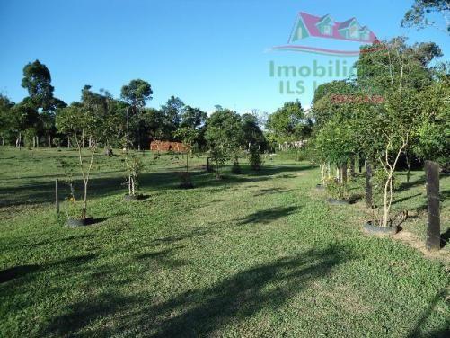 Chácara rural à venda, campo largo da roseira, são josé dos pinhais - ch0026. - Foto 15