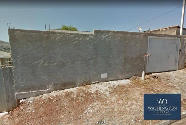 Terreno à venda, 396 m² por r$ 158.000,00 - iguaçu - fazenda rio grande/pr