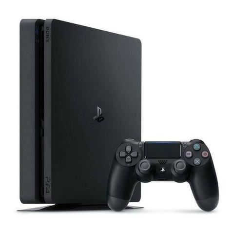 Playstation 4 Slim 1TB - Novo na caixa lacrado com garantia - Foto 2