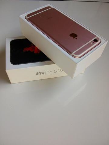 IPhone 6s Rose impecável sem defeito