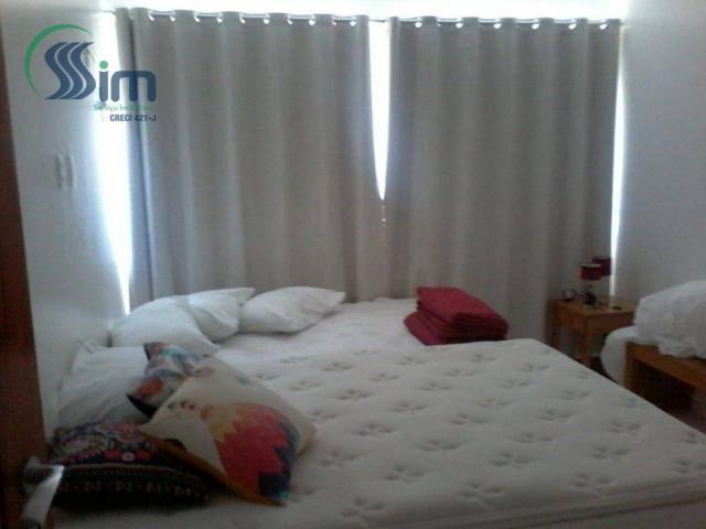 Excelente apartamento mobiliado na aldeota - Foto 12