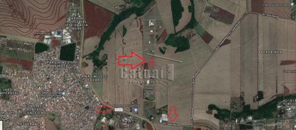 Terreno área industrial - Bairro Estância Delaville em Londrina
