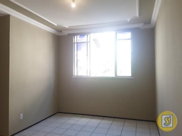 Apartamento para alugar com 3 dormitórios em Messejana, Fortaleza cod:50511 - Foto 2