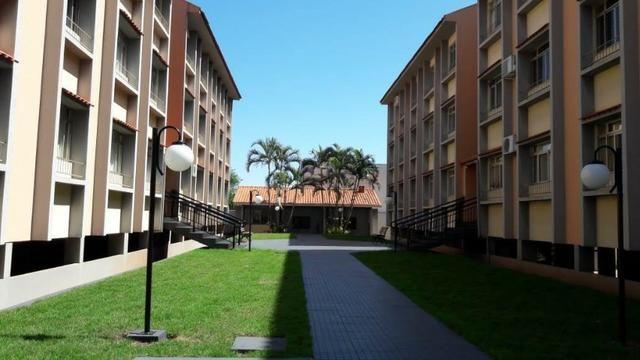 Apartamento Residencial Valência, 1 suíte mais 2 quartos, mobiliado