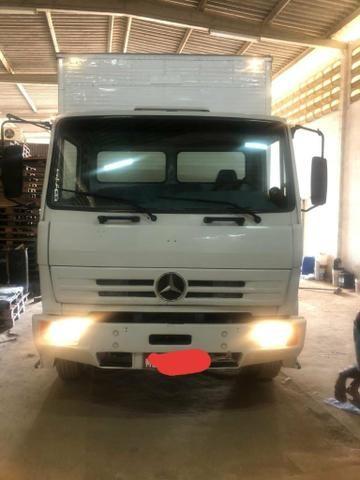 Caminhão Mercedes 1214 98 pronta pra rodar - Foto 5