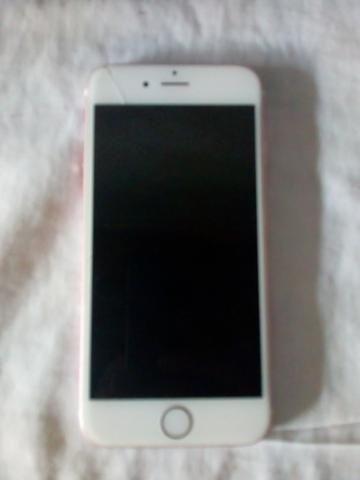 IPhone 6s Rose impecável sem defeito - Foto 3