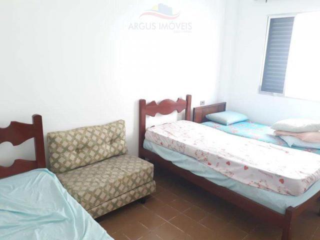 Apartamento para alugar com 1 dormitórios em Boqueirão, Praia grande cod:567 - Foto 5