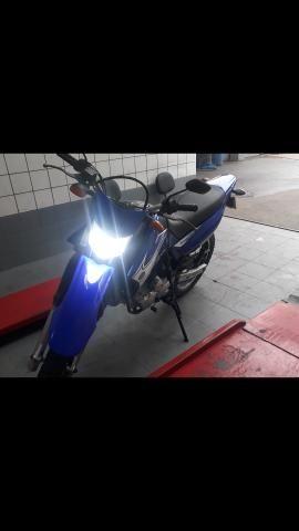 Vendo moto Lander 2007 - Foto 3