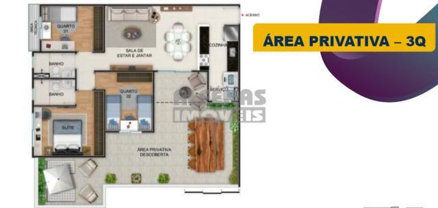 Área privativa à venda, 3 quartos, 2 vagas, nova suissa - belo horizonte/mg - Foto 13