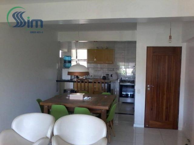 Excelente apartamento mobiliado na aldeota - Foto 6