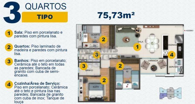 Área privativa à venda, 3 quartos, 2 vagas, nova suissa - belo horizonte/mg - Foto 11