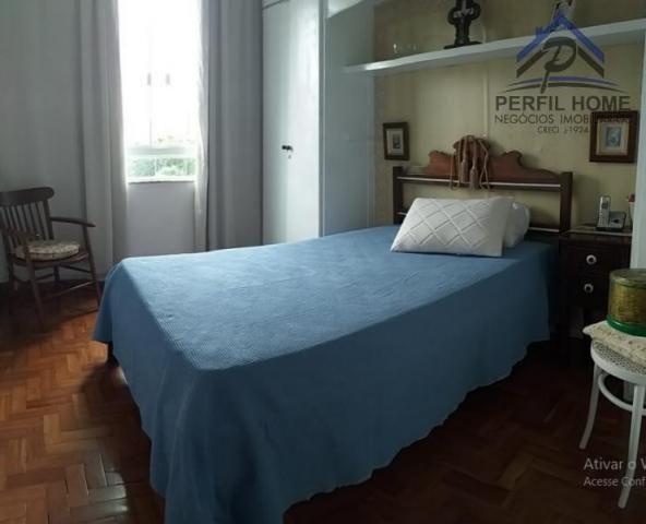 Apartamento para temporada em salvador, campo grande, 3 dormitórios, 1 suíte, 3 banheiros, - Foto 7