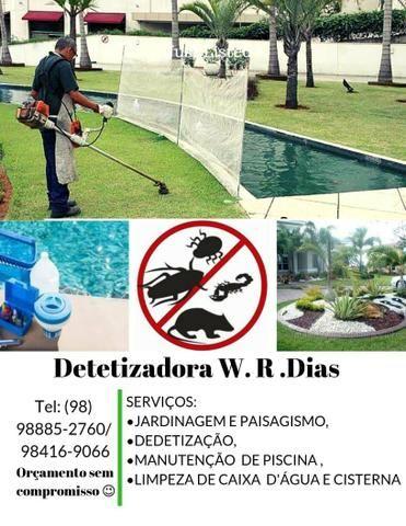 Dedetização W.R.Dias