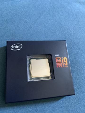 Processador Intel Core i9 9900k