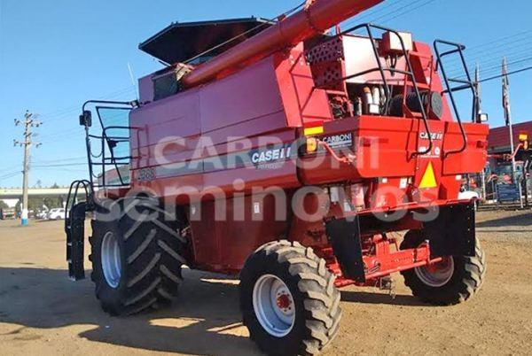 Case Axial Flow 2388, ano 2008/2008 - Foto 4