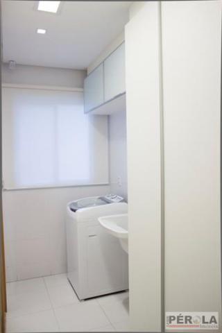 Apartamento  com 3 quartos no RESIDENCIAL ESSÊNCIA HOME CLUB - Bairro Jardim América em Go - Foto 10