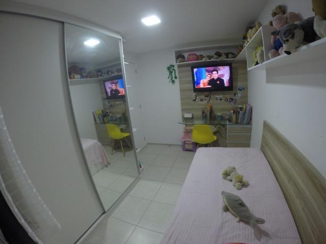 Excelente apartamento no Reserva Passaré III, projetado e reformado!!! - Foto 2